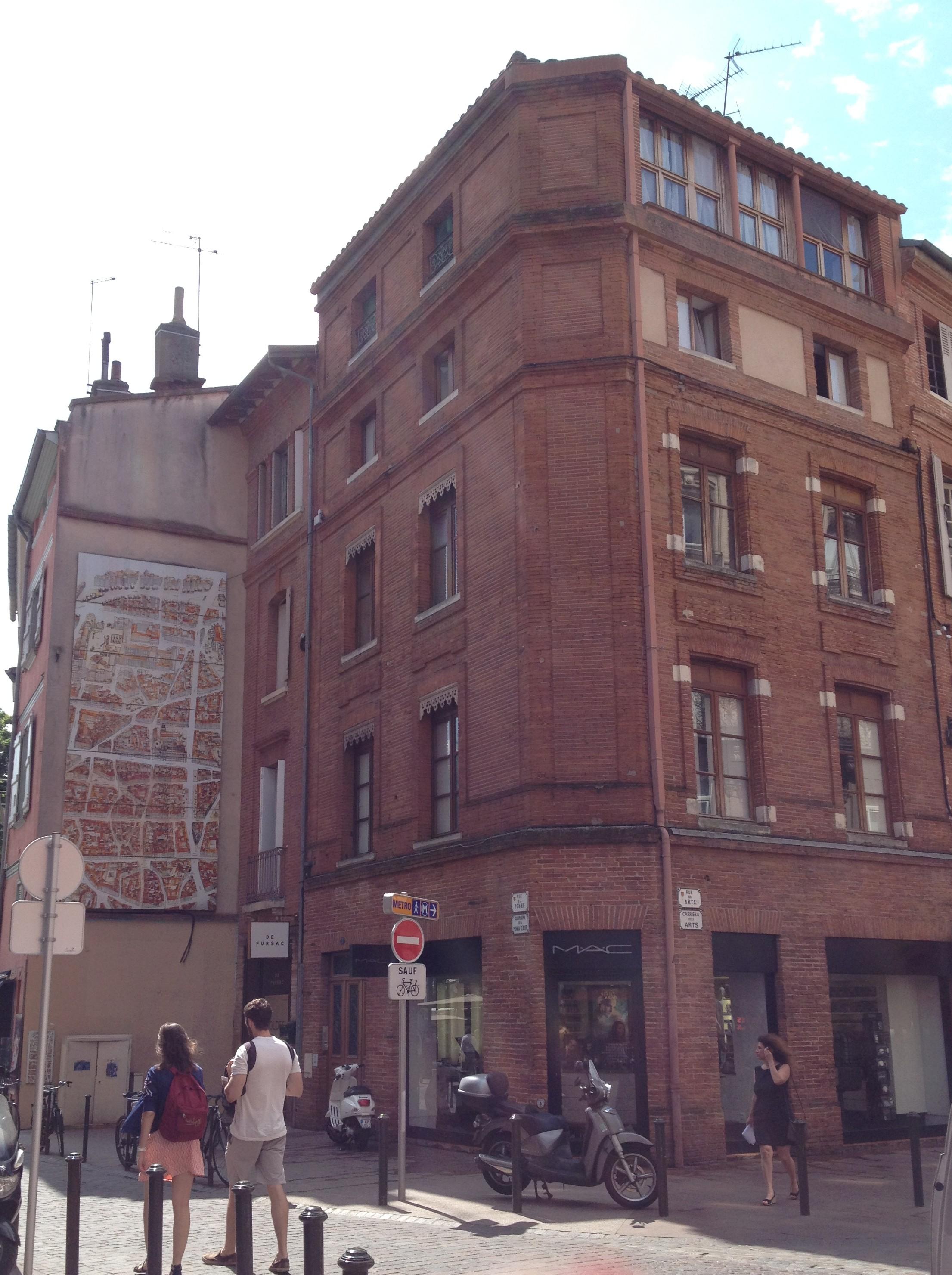 Boutique Du Centre Ville De Toulouse Ouvert  Novembre