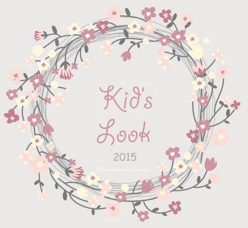 kids look logo pour page