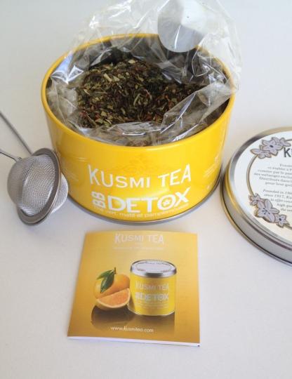 kusmi tea BB detox bien être beaute 1