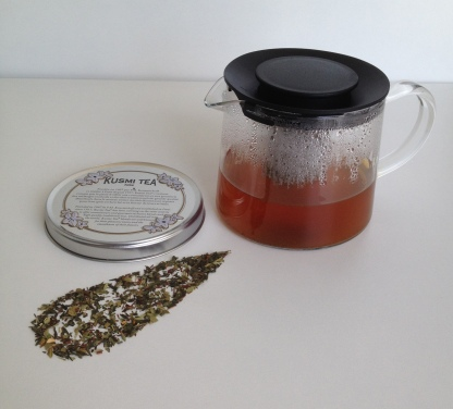 kusmi tea BB detox bien être beaute 3