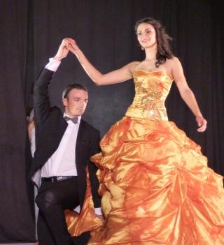 manoibema  5 defile de mode des miss collection styliste de la region midi pyrenees