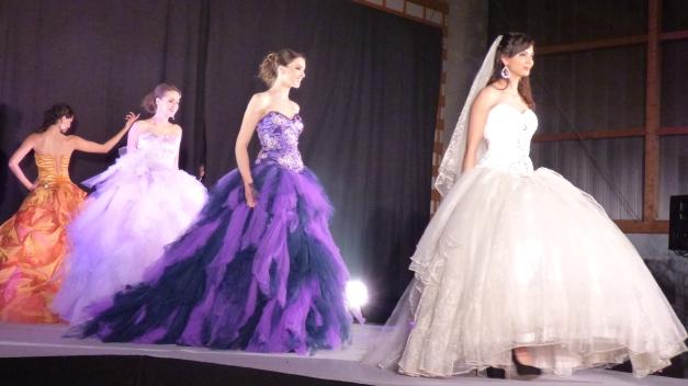 manoibema  6 defile de mode des miss collection styliste de la region midi pyrenees