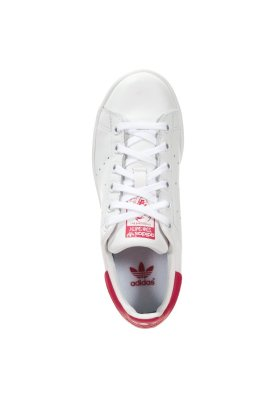 adidas Originals STAN SMITH - Baskets basses - white - manoibema