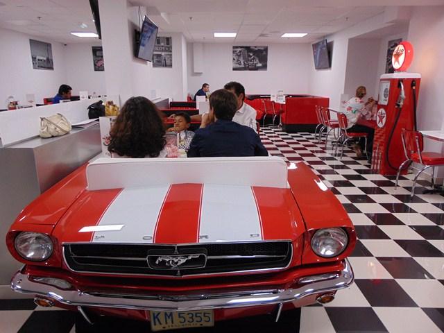 Nouveau fast food à toulouse le marshall s diner