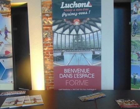 luchon-stand