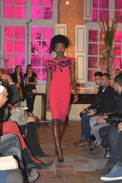robe-fushia-nouvelle-collection-herblain-blackwoman-nappy-afro-hair-manoibema